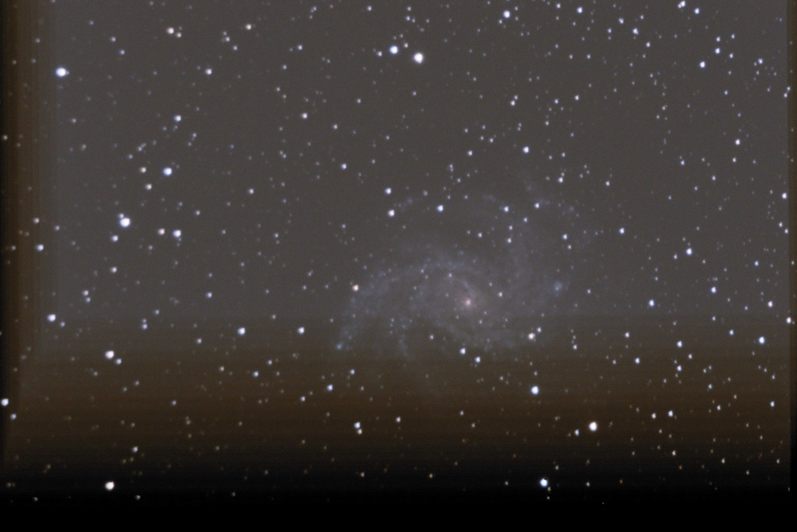 NGc 6946 first essaie