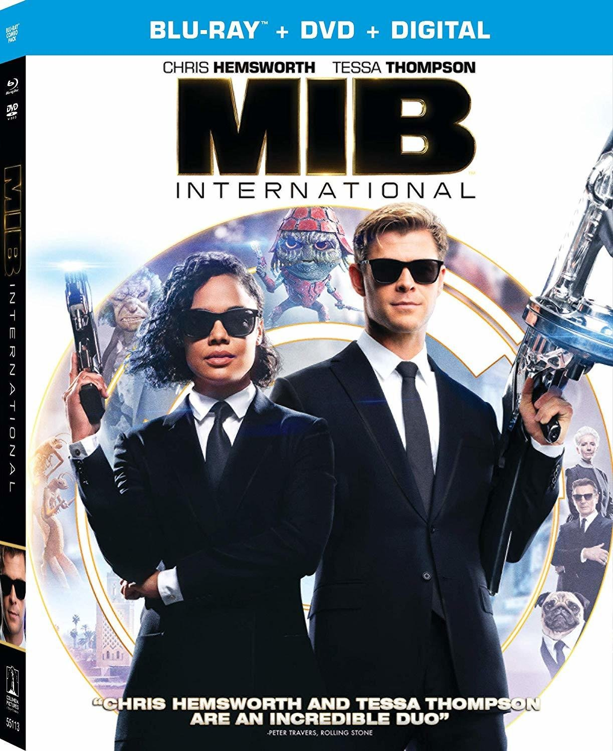 Men in Black: International (2019) poster image