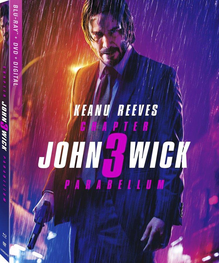 John Wick Chapter 3 Parabellum 2019 BDRip
