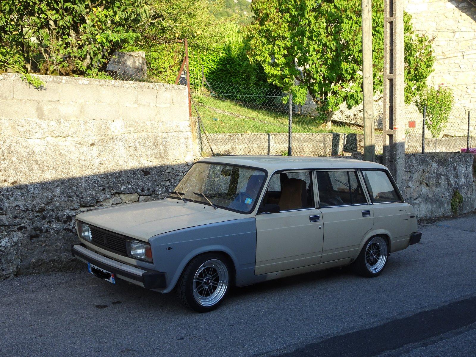 Lada 2104.3 1500GL de 1988 (ex à yoyo) - Page 2 190823090734660343