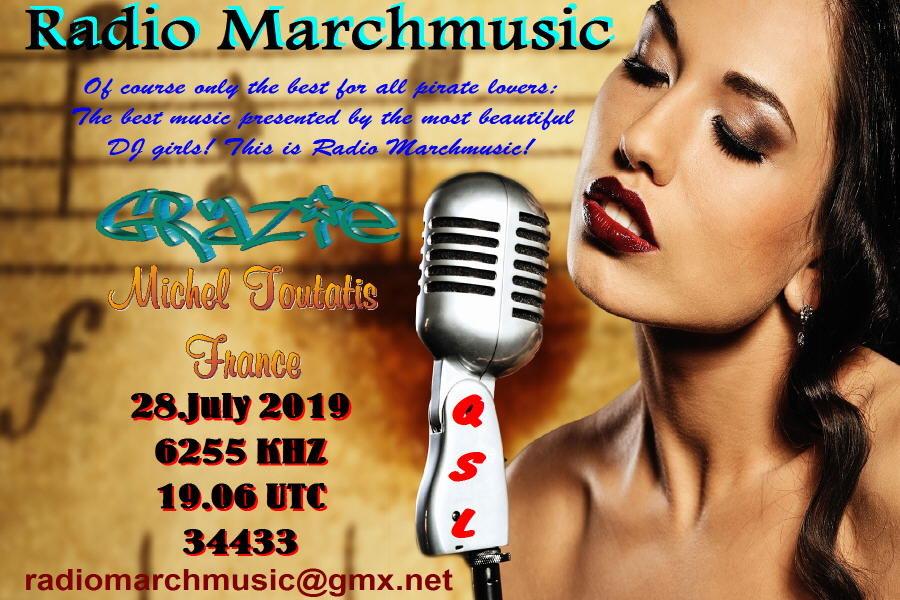 eQSL de Radio Marchmusic 190823094946441887