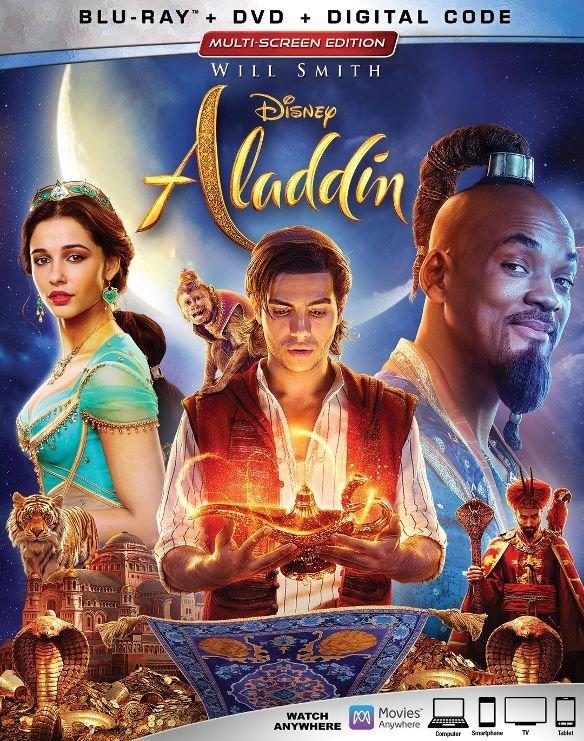 Aladdin (2019) poster image