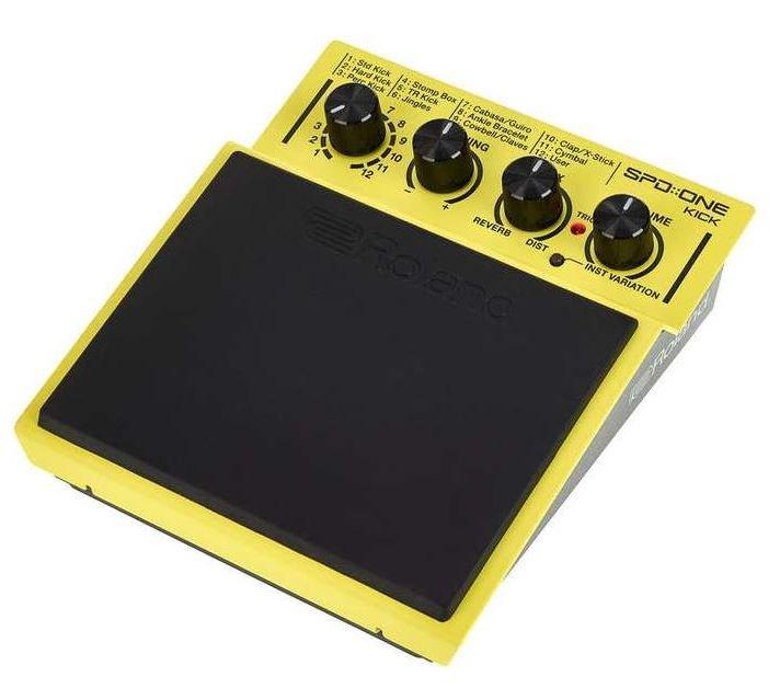 Pédale Roland SPD One - Kick + guitare / vidéo inside ! 190827040828870422