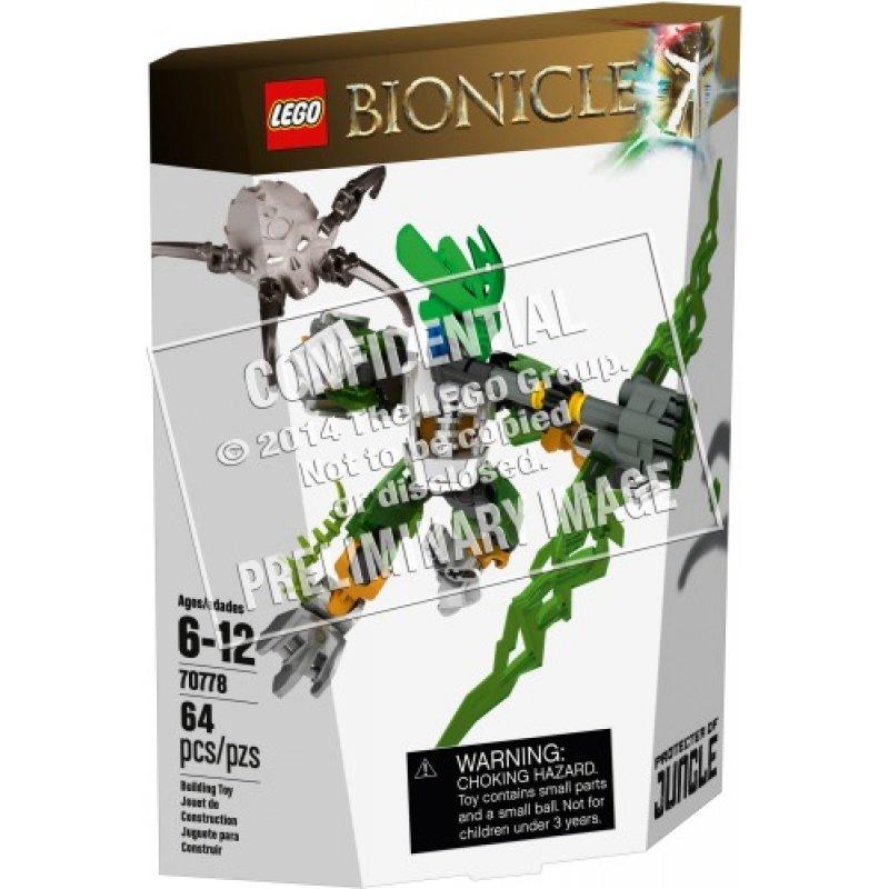 Les prototypes des générations Bionicle 190829060503355561