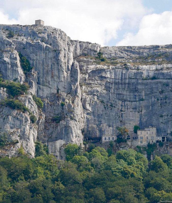 Massif de la Sainte Baume ce jour 190830064548590906