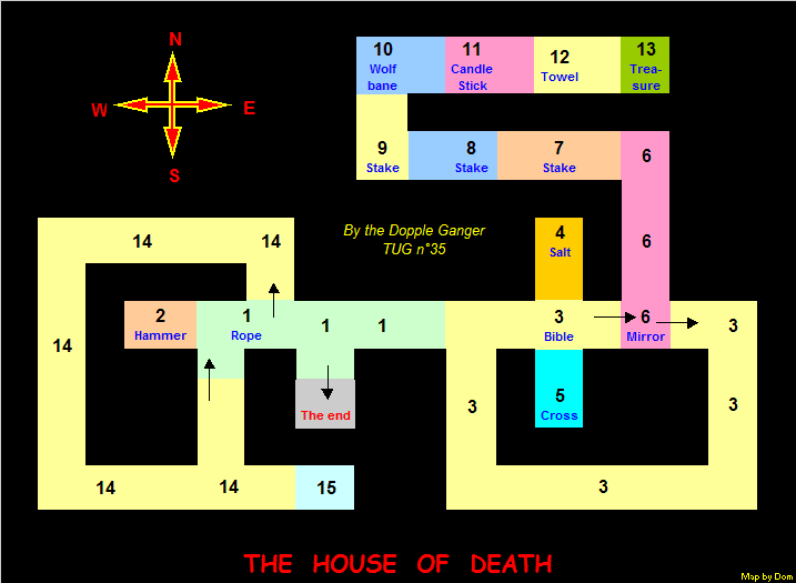 The House of death 190830080810728937