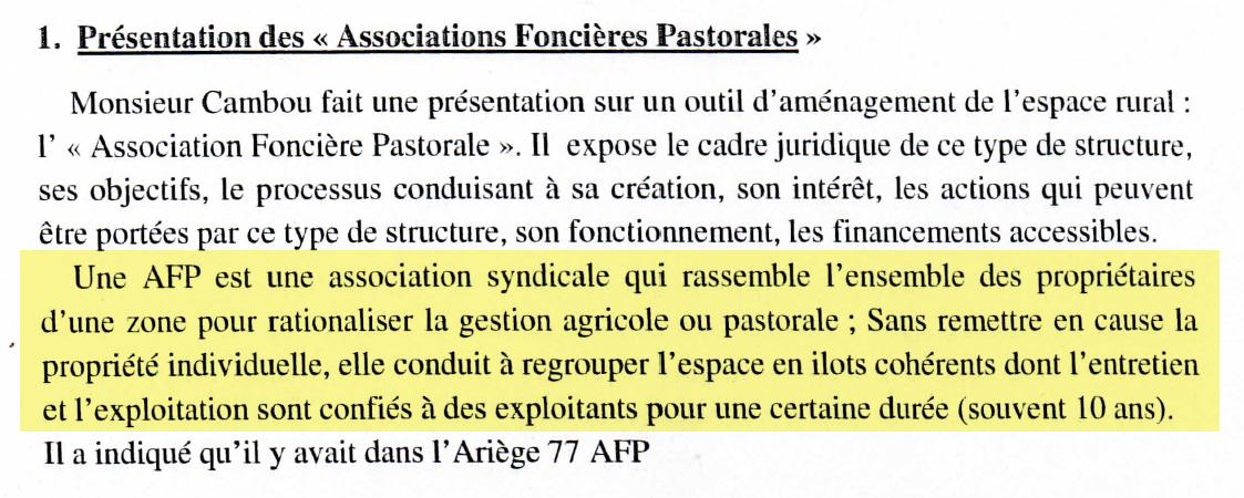 AFP : Anormale Façon de Procéder dans Actualité locale 190902064502268977