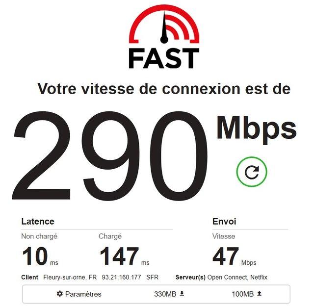 speedtest
