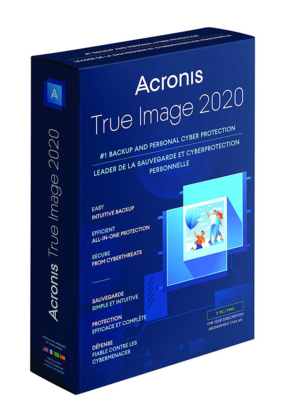 Poster for Acronis True Image 2020