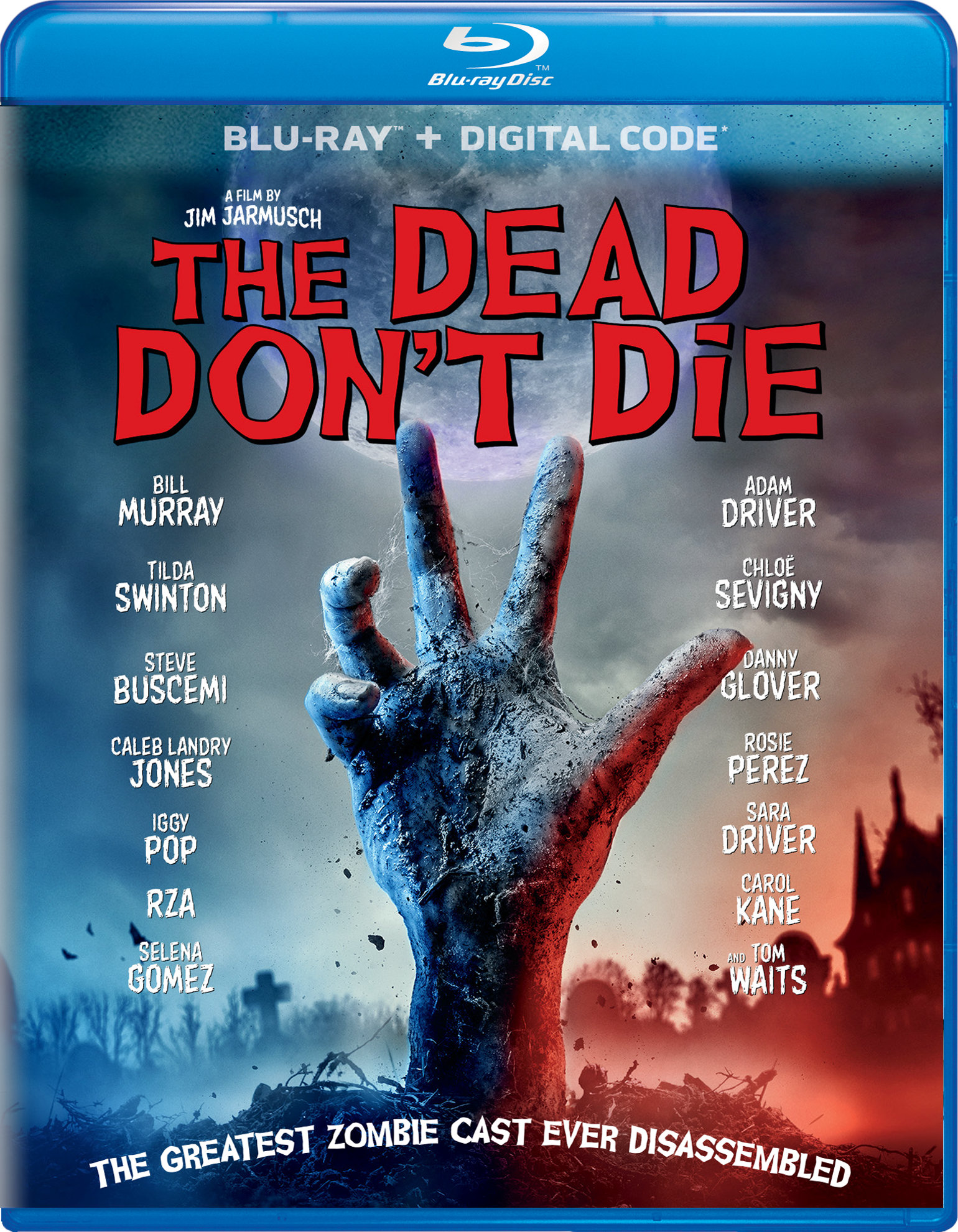 The Dead Dont Die (2019) poster image