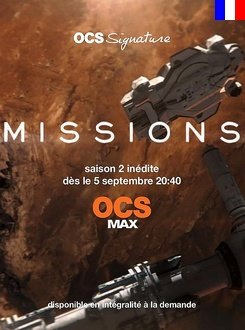 Missions - Saison 2