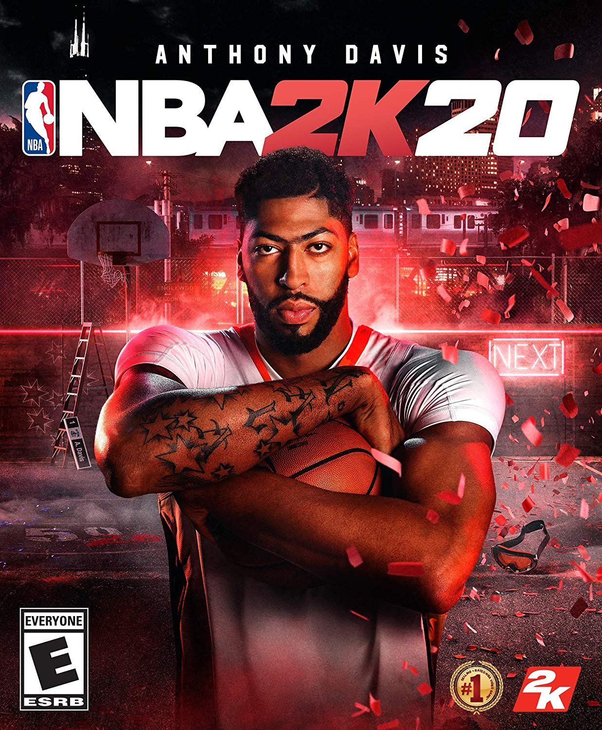 Poster for NBA 2K20