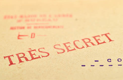 XXX TRES SECRET
