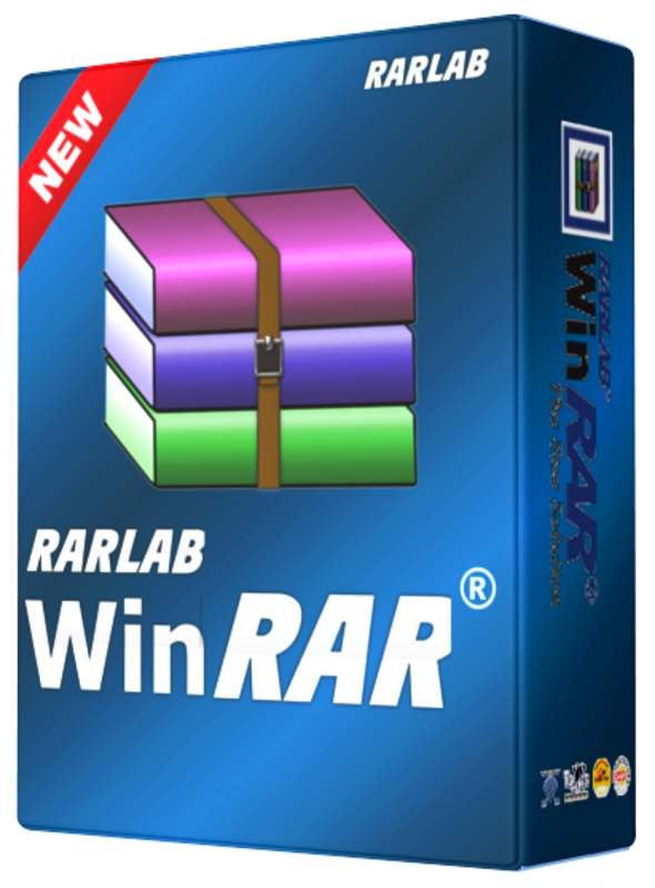 Poster for WinRAR