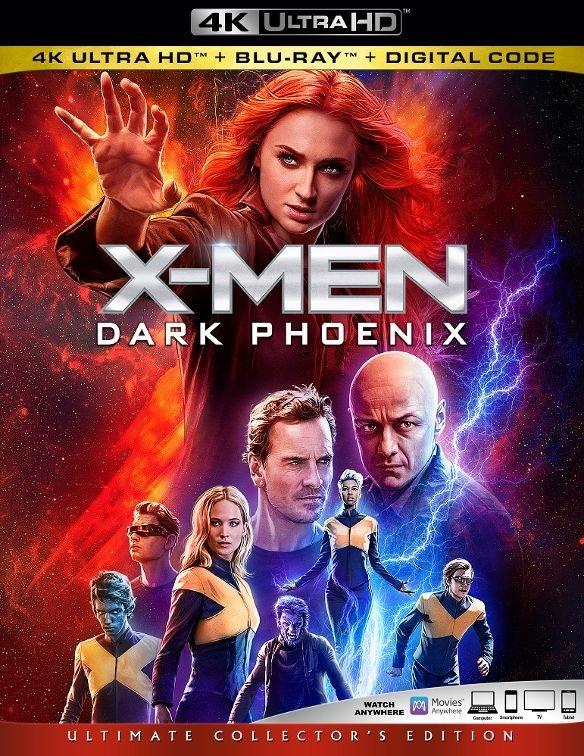 Dark Phoenix (2019) poster image