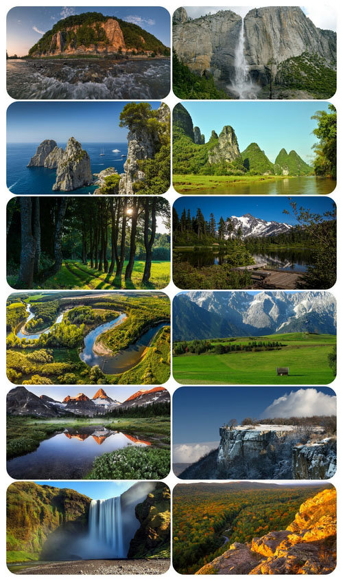 Most Wanted Nature Widescreen Wallpapers #626-P2P