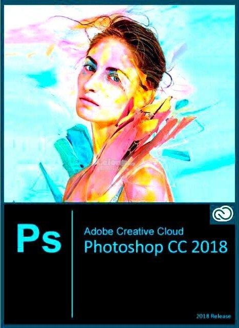 Adobe Photoshop CC 2018 v19 1 9 27702 Multilanguage-P2P