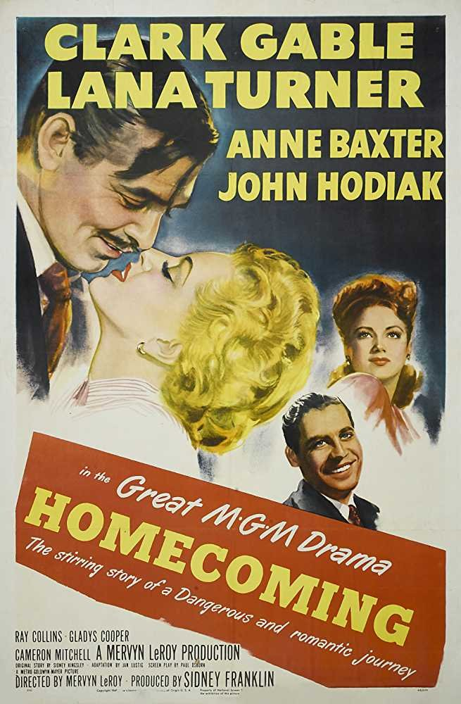 Homecoming poster image