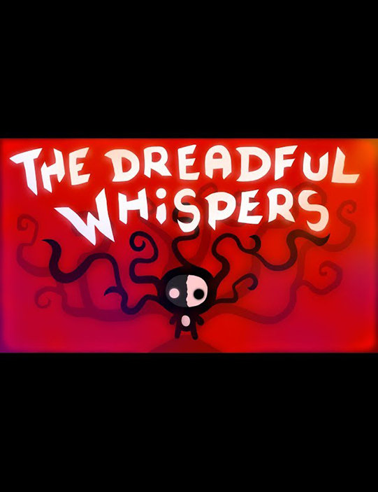 Poster for The Dreadful Whispers