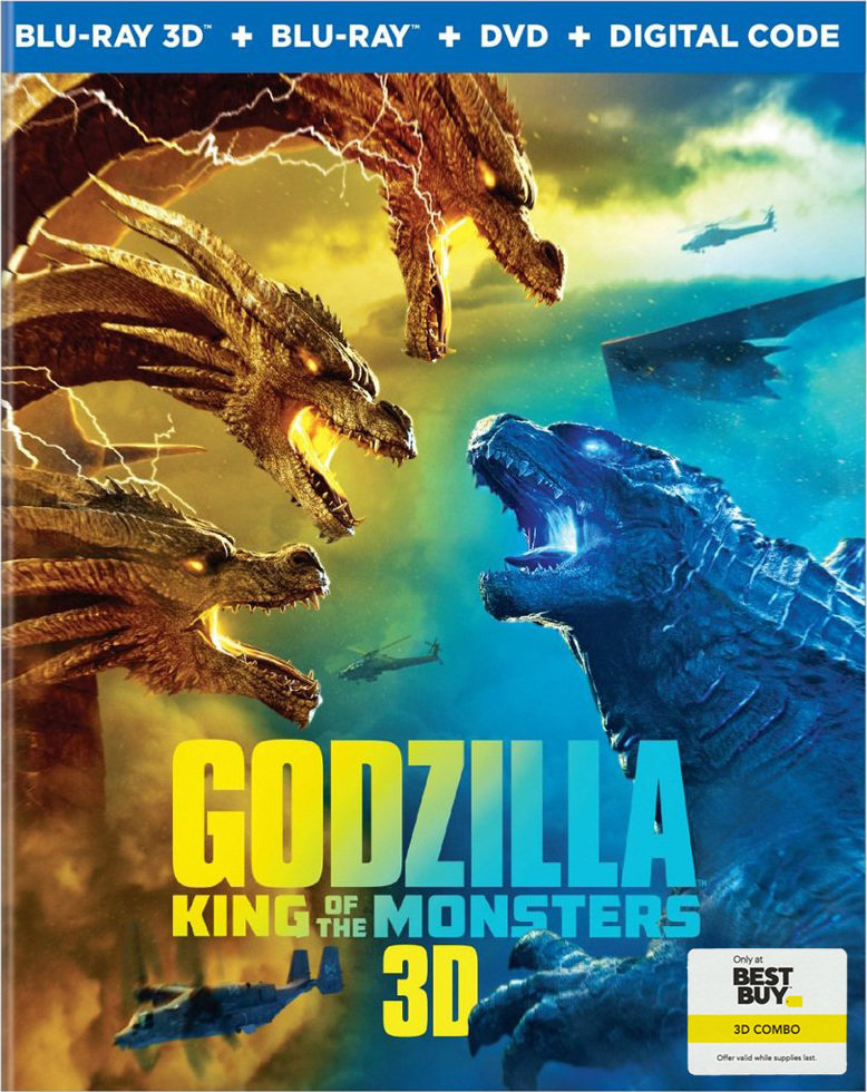Godzilla: King of the Monsters (2019) poster image
