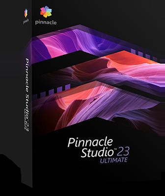 Pinnacle Studio Ultimate 23.0.1.177 + Content Pack (x64)