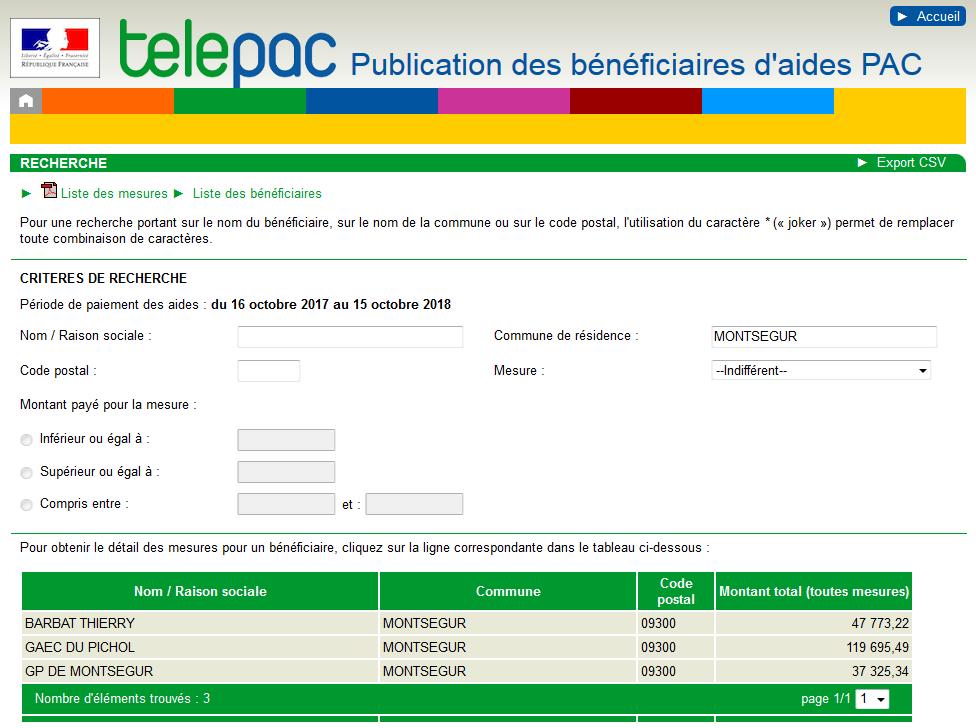 Une avalanche de subventions dans Actualité locale 190910105748441325
