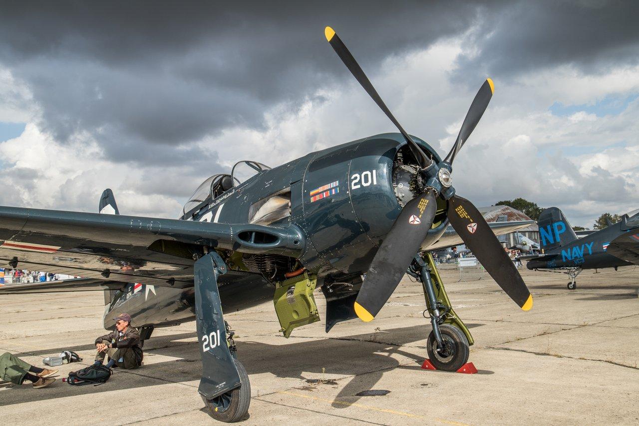 Air Legend 2019 - Aérodrome Melun - Villaroche - Page 2 190910110120630532