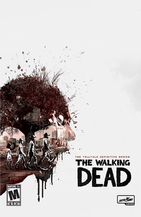 Poster for The Walking Dead: The Telltale Definitive Series