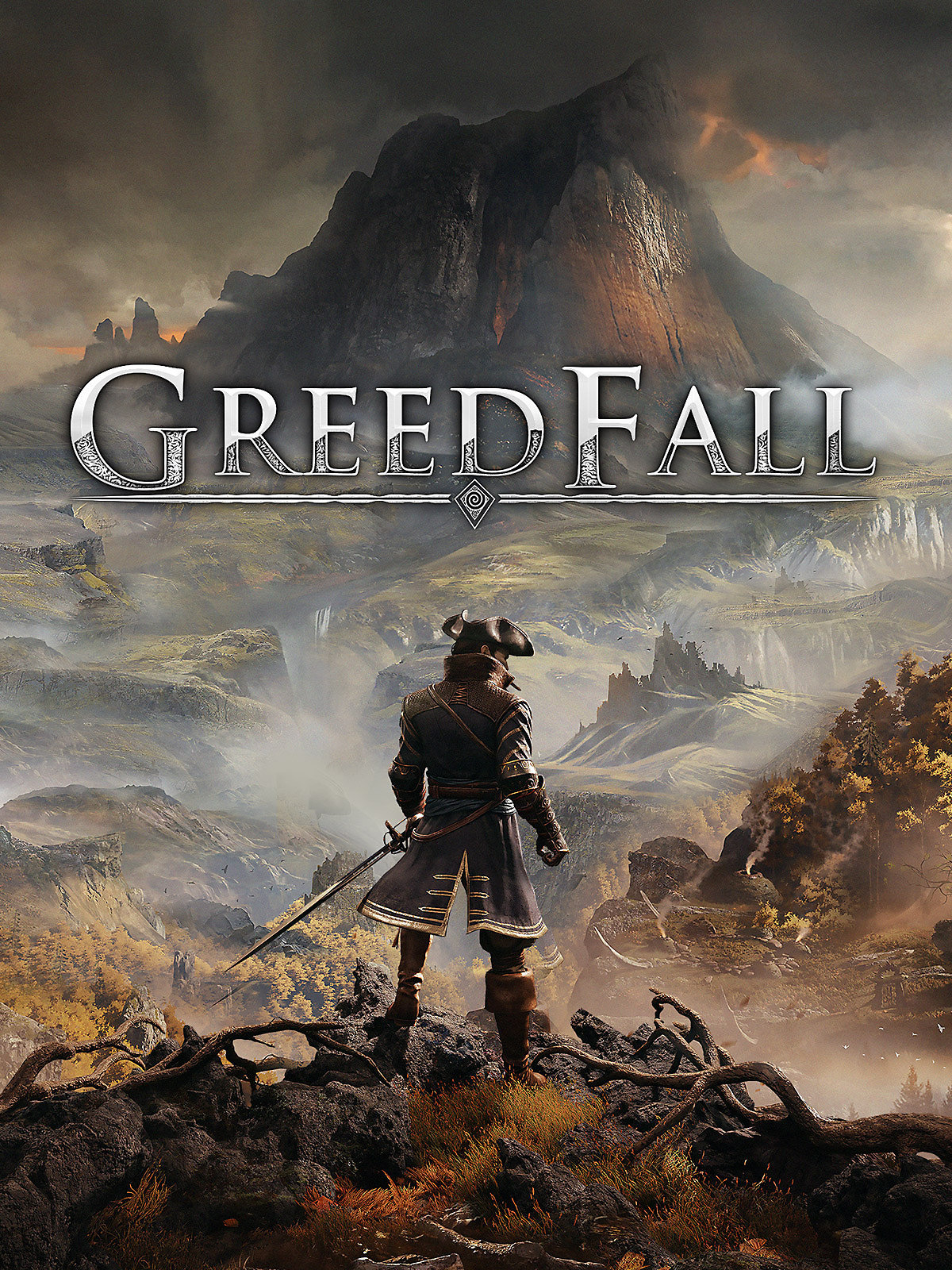 Poster for GreedFall