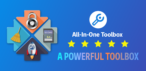 All-In-One Toolbox: Cleaner, More Storage & Speed v8.1.5.8.0