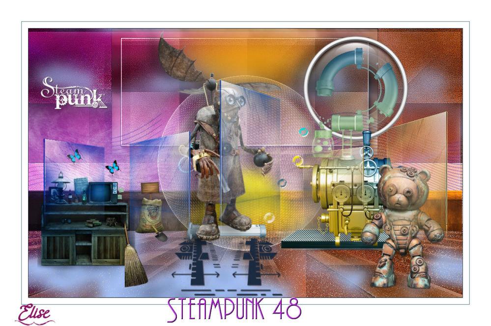 Steampunk 48(Psp) 190912012154343679