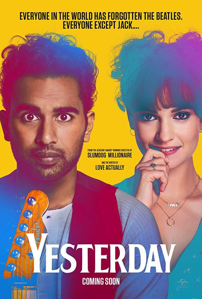 Yesterday 2019 720p BluRay
