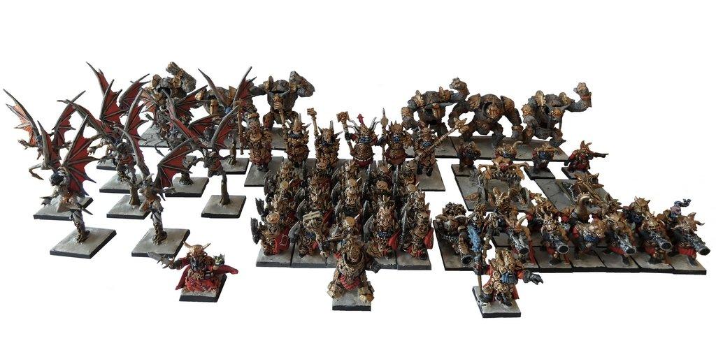 Dungeon Saga/Kings of war/15mm 190913085417895859