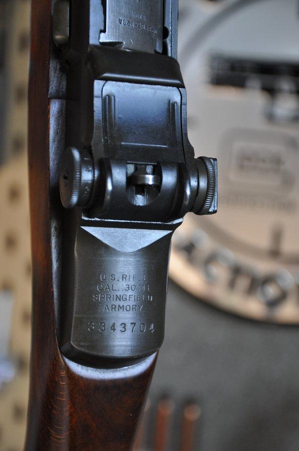 GARAND Armée Danoise 190914095454517883