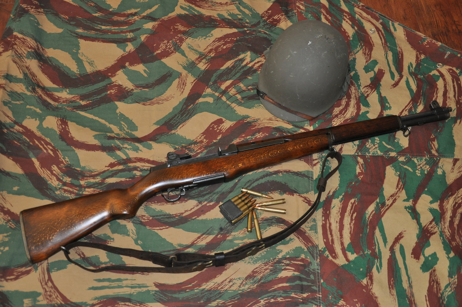 GARAND Armée Danoise 1909141001008140