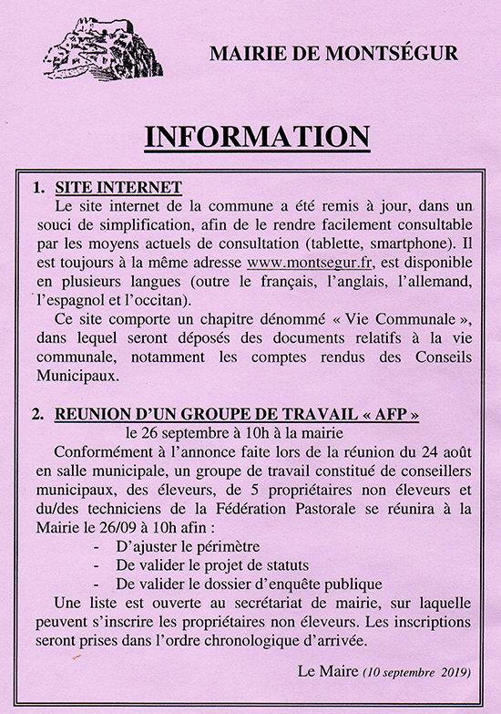 Infos et Petite Manip dans Actualité locale 190914103759753344