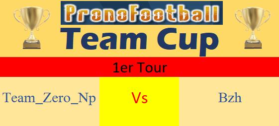 Team Cup j1