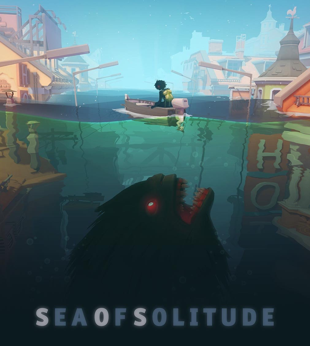 Poster for Sea of Solitude