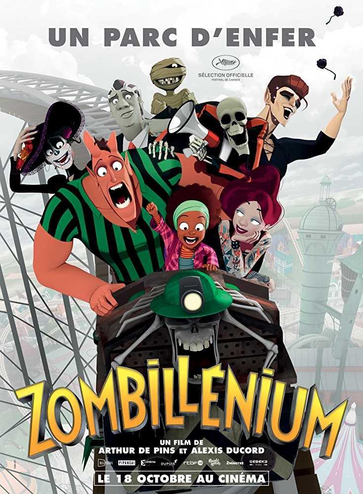 Zombillénium (2017) poster image