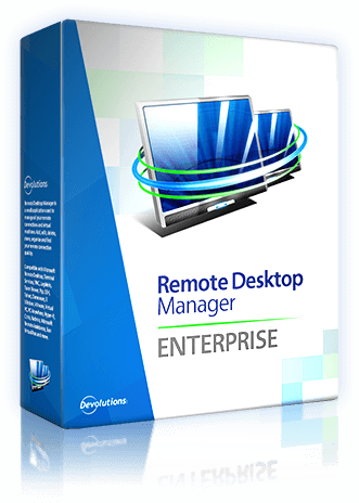 Poster for Devolutions Remote Desktop Manager Enterprise Edition