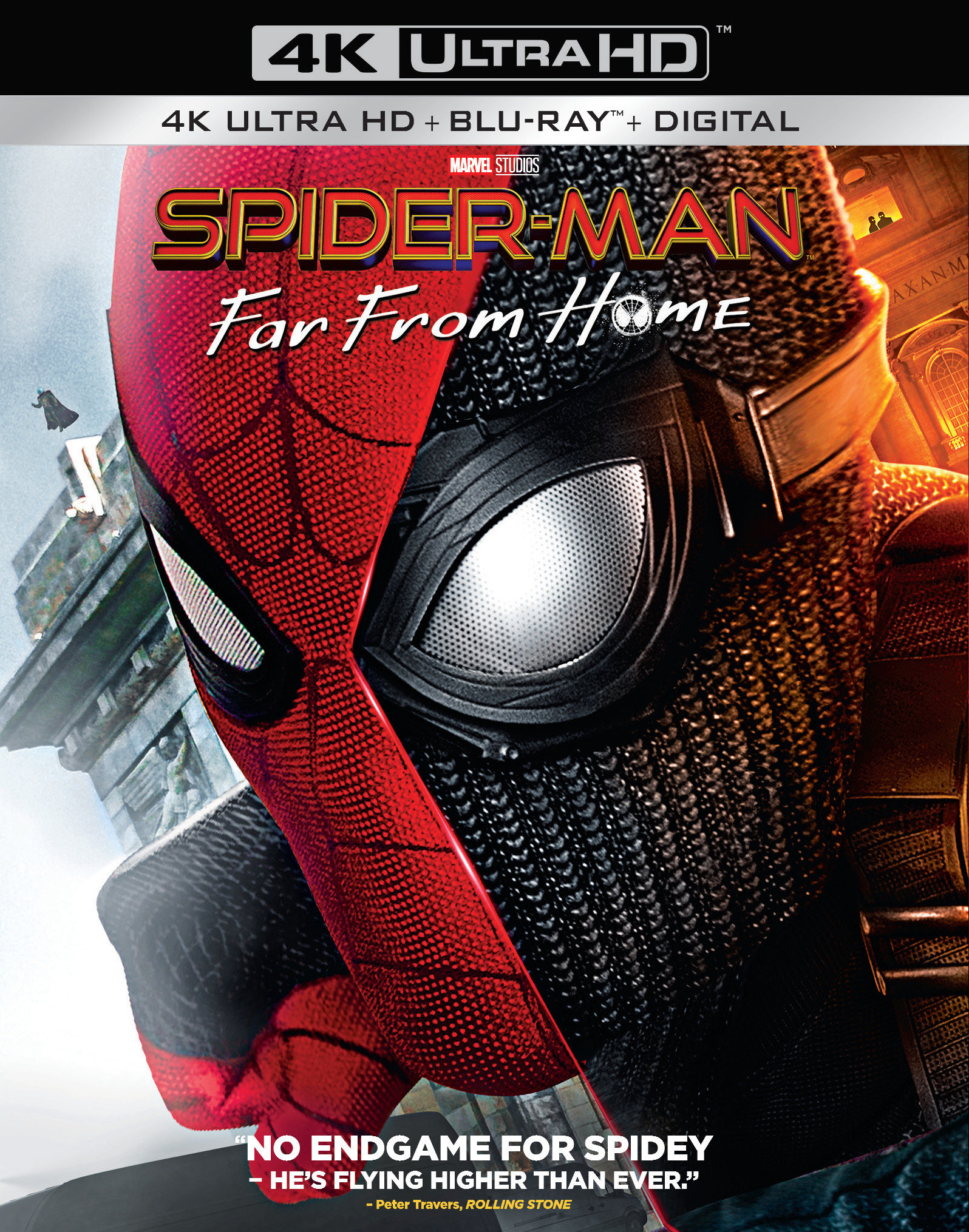 Spider-Man: Far from Home (2019) poster image