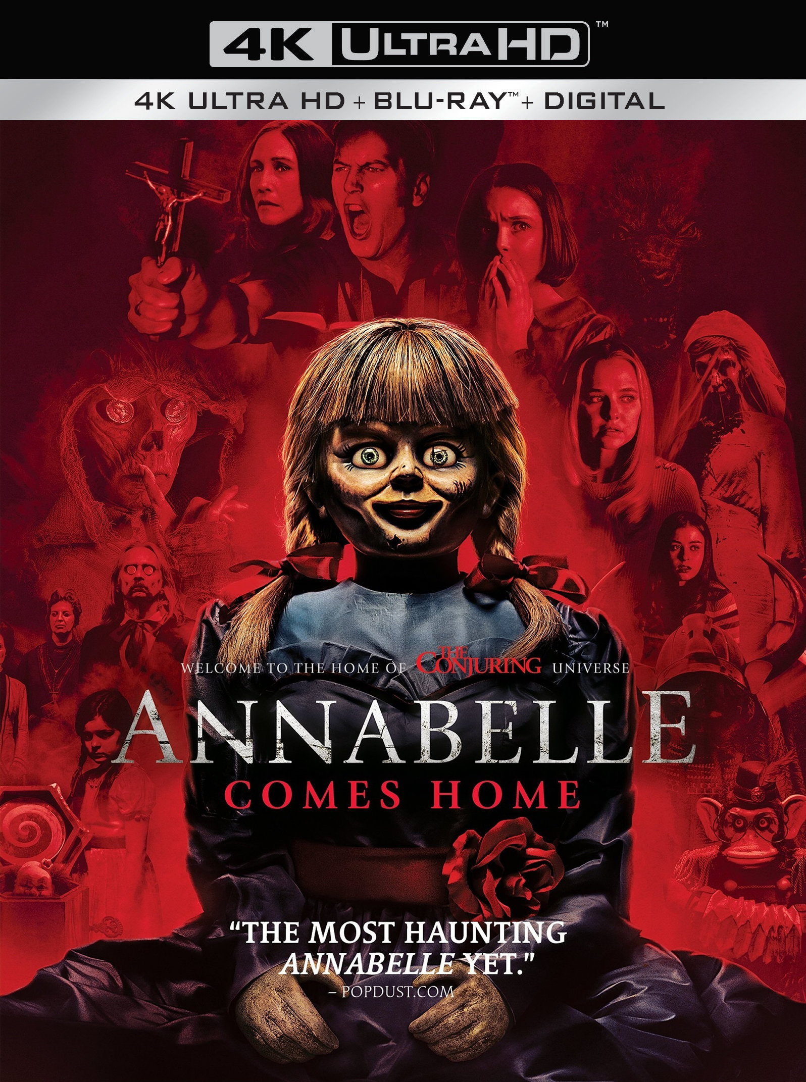 Annabelle Comes Home (2019) poster image