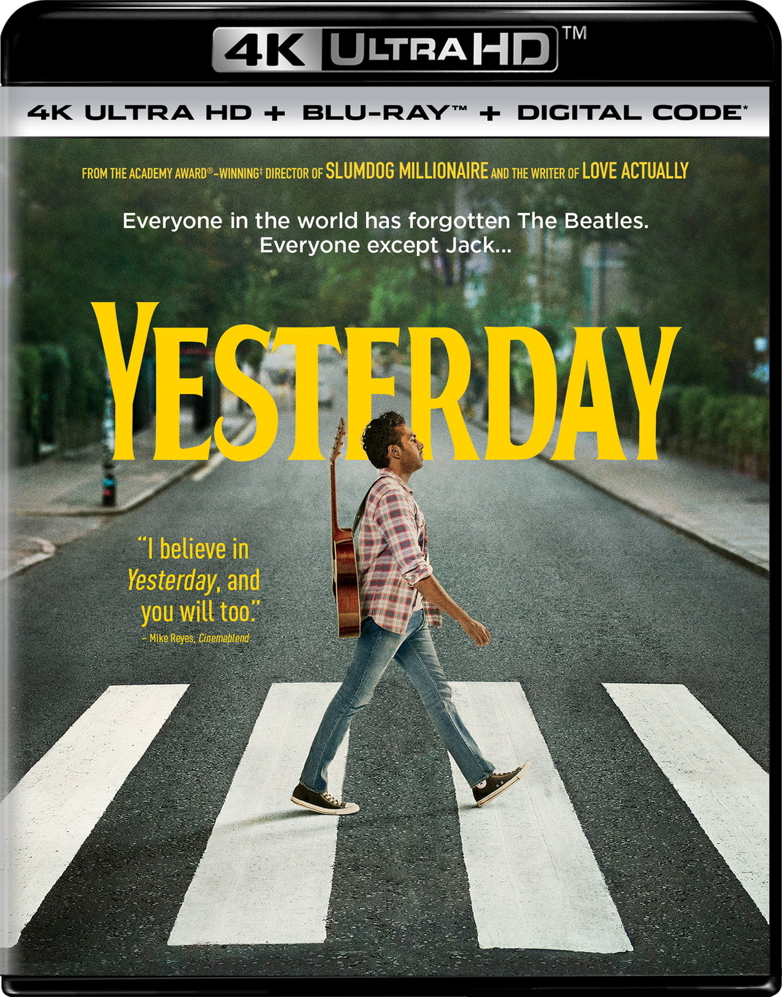 Yesterday (2019) poster image