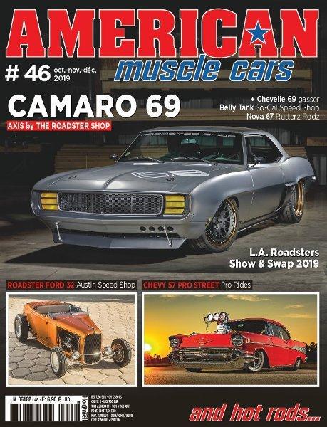 American Muscle Cars - Octobre-Décembre 2019
