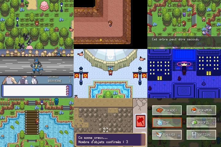 Solution pokemon eclat complete pourpre [GBA] Pokémon