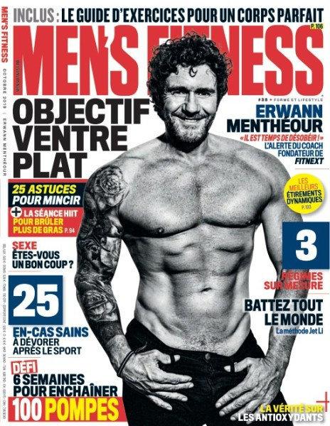 Men's Fitness France - Octobre 2019