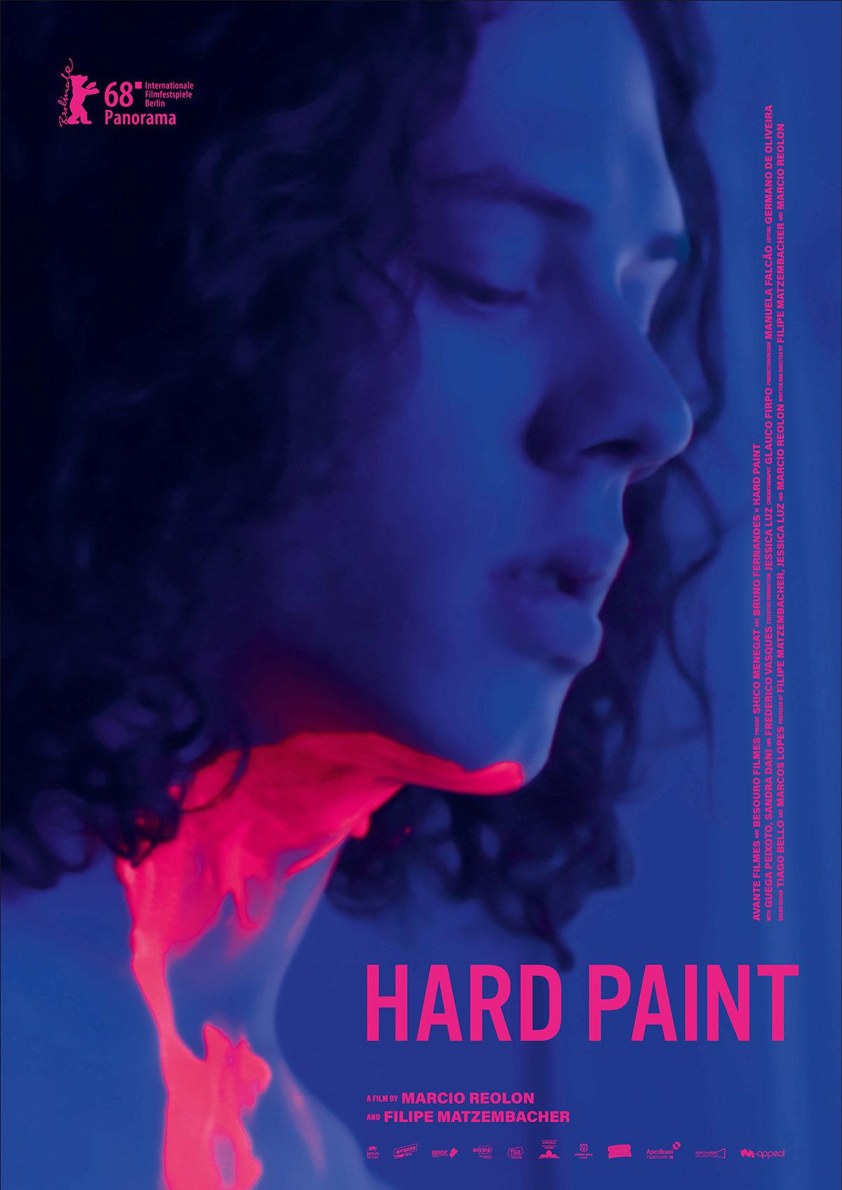 Tinta Bruta poster image