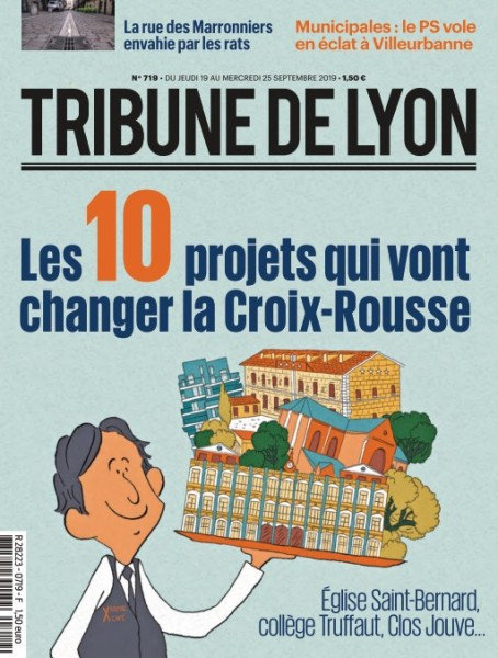 Tribune de Lyon - 19 Septembre 2019