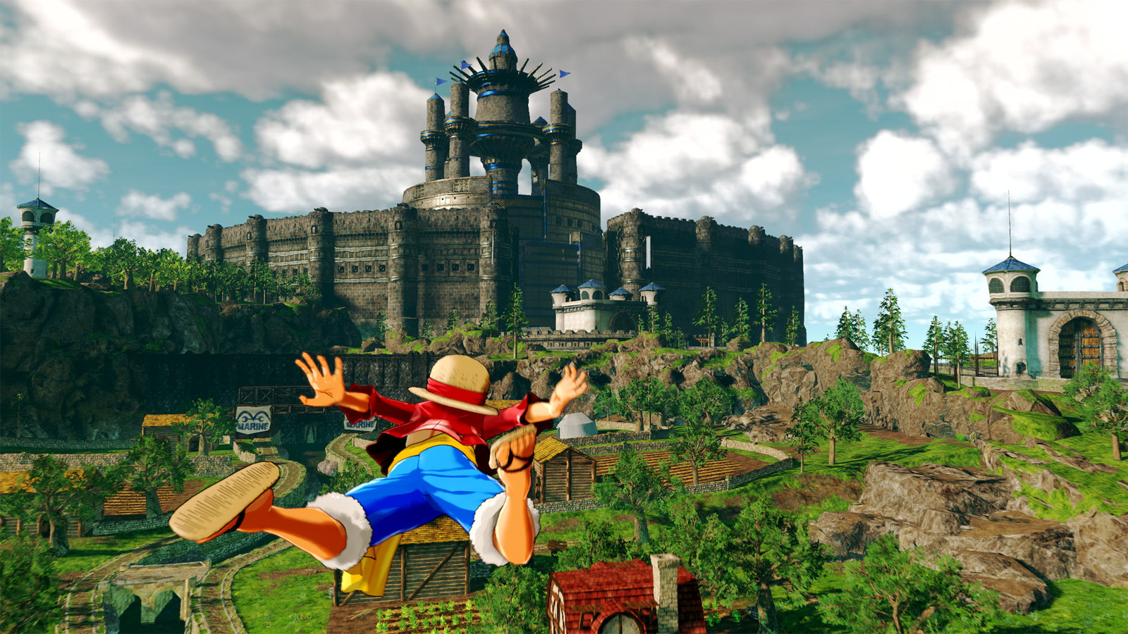 One Piece: World Seeker - Where Justice Lies image 1