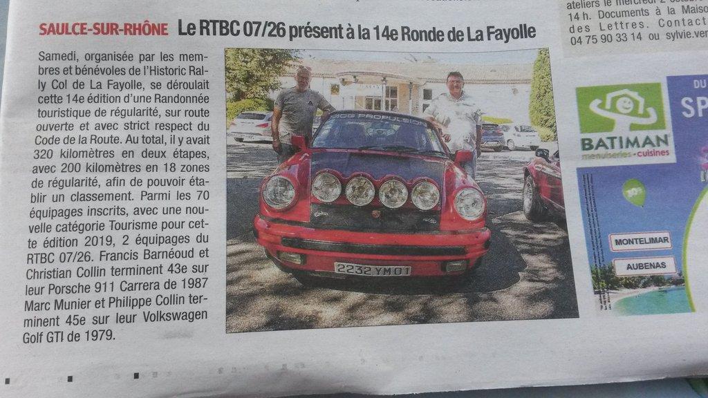 Revue de Presse 2019 - Page 2 190919104516944670